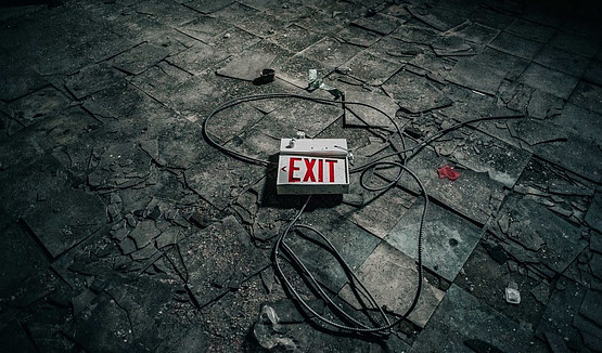 Create an exit strategy