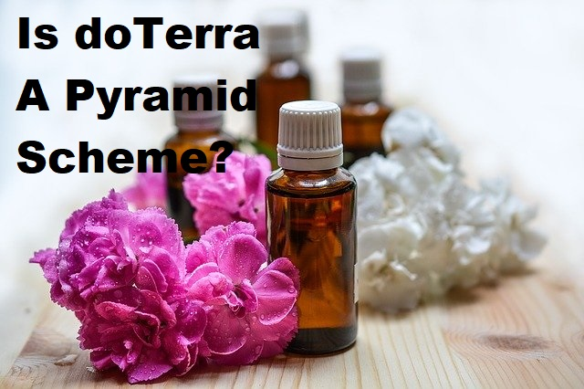 is doterra a pyramid scheme